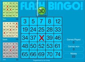 Jouer à Fash Bingo