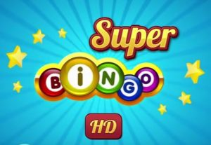 Application de jeu Super Bingo HD